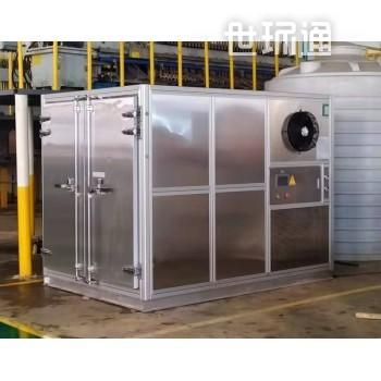 热泵污泥低温干化机