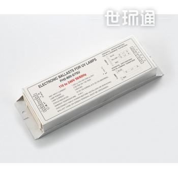 紫外线杀菌灯管专用电子镇流器75/2U一拖二 110V/220V