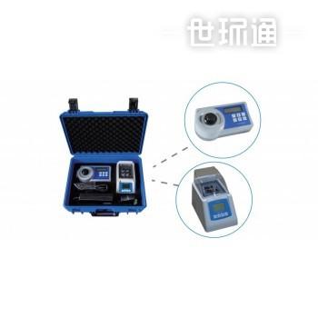 便携式多参数水质分析系统
