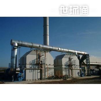 沸石转轮+RTO燃烧系统