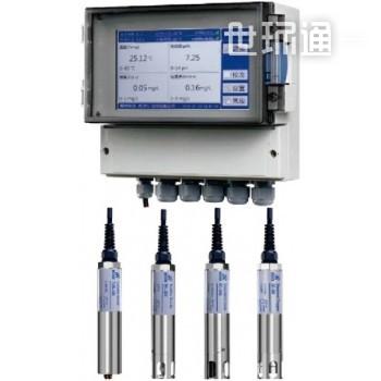 WCS-3000水质多参数在线监测仪