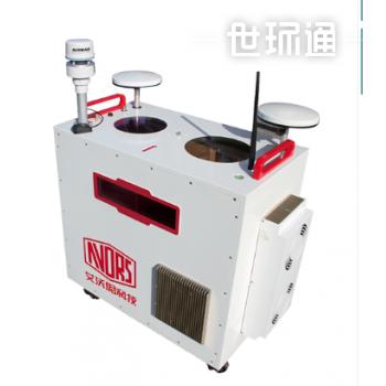 Flux Cache颗粒物通量监测激光雷达