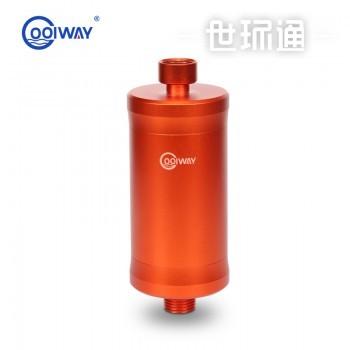Coolway酷尔沐浴净水器 家用花洒滤水器婴儿洗澡过滤器去除重金属