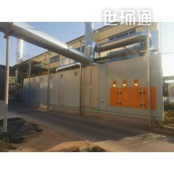 沸石转轮+CO废气处理设备