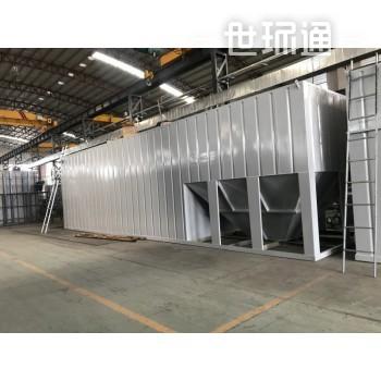 食品生产废水处理设备地埋一体化处理装置定制饮料厂污水处理设备