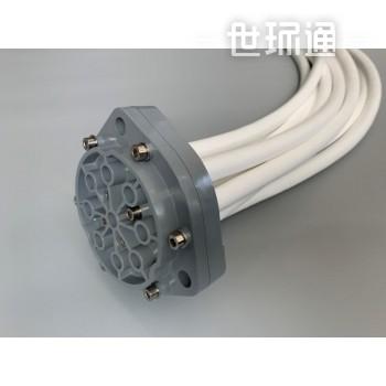 HCPTFE-155-9款9孔管组件