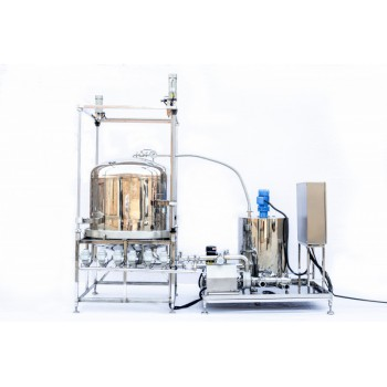 硅藻土微滤超滤陶瓷膜过滤设备