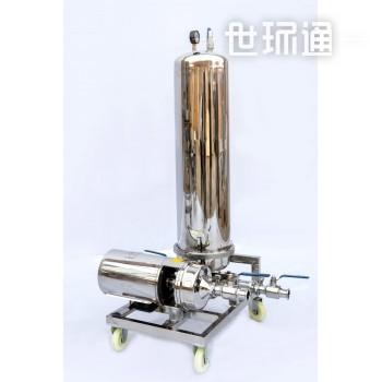 硅藻土微滤超滤膜过滤设备