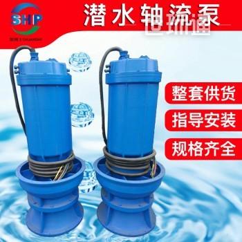 QZB潜水轴流泵-水库排水灌溉轴流泵-井筒安装轴流泵-防汛泵站轴流泵