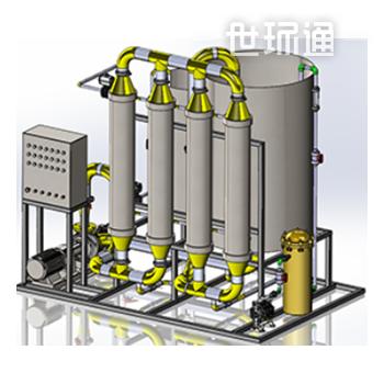 管式膜测试机