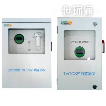 TVOCS在线监测仪