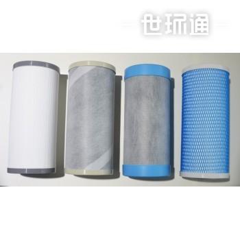 家用 商用 净水器滤芯 湿法滤芯 炭纤维滤芯
