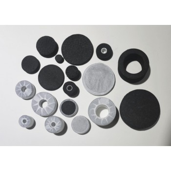 炭纤维片、炭纤维圈 运用于水壶、龙头、生命吸管等