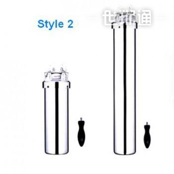 stainless steel filter housing 不锈钢 滤瓶  10 20