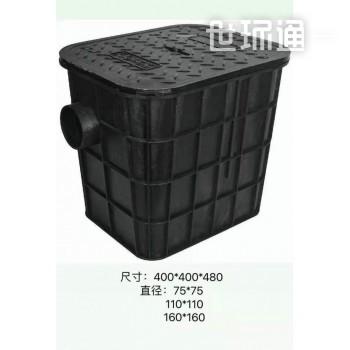 方形隔油池