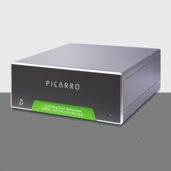 Picarro G2508 氧化亚氮+甲烷+二氧化碳+氨气+水汽 高精度气体浓度分析仪