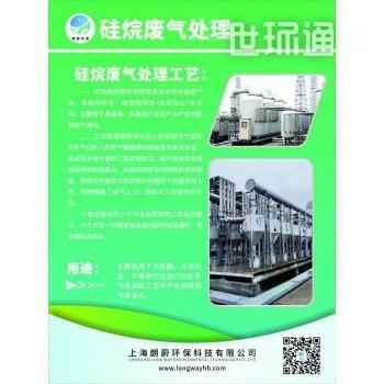 硅烷废气处理