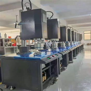 智能型超声波焊接机
