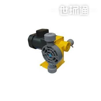 OP机械隔膜泵浦