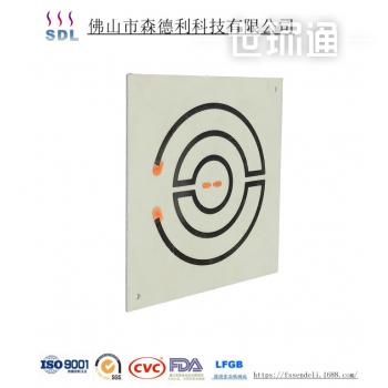 SDL1222厚膜低温发热片180°以下可用保温板低温板温度补偿饭盒