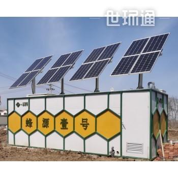 纯太阳能污水处理设备