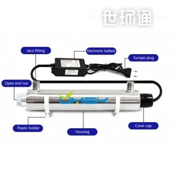 紫外线水消毒器