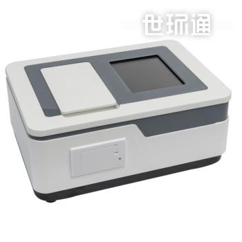 紫外可见分光光度计(多参数水质分析仪)触摸型