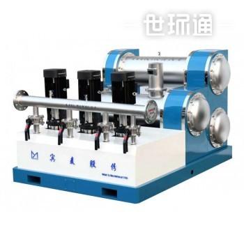 新型三腔全变频智能叠压供水设备