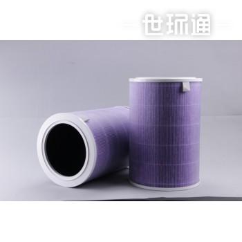 小米空气净化器滤芯1代2代pro通用抗菌版除甲醛PM2.5过滤网