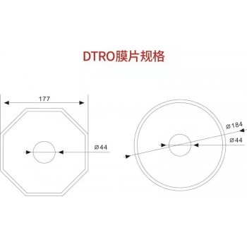 DTRO膜片