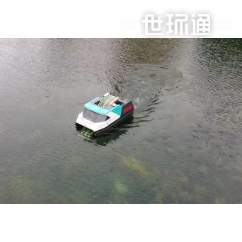 欧卡智舶无人驾驶割草船