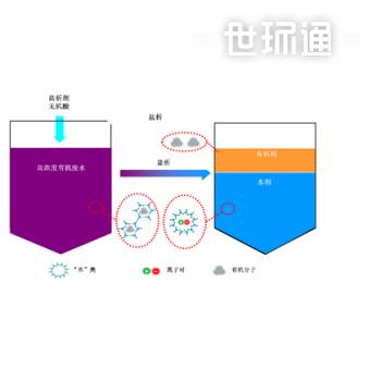 酸化-盐析分离回收技术与装备