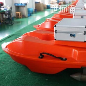 欣思创水文智能测流无人船