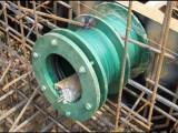 给排水防水套管预埋及注意事项