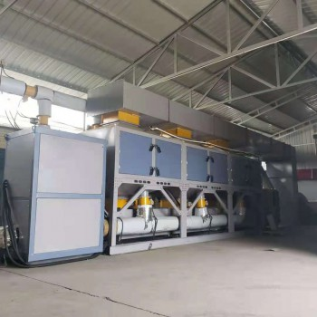 催化燃烧设备箱体 催化燃烧炉 废气处理环保设备