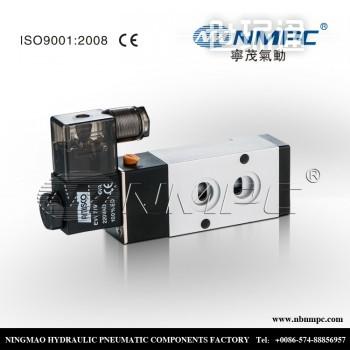 厂家批发4M310-08/10,板式电磁阀,二位五通,气动执行器电磁阀