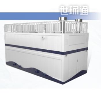 一体化预制泵站/一体化污水处理设备