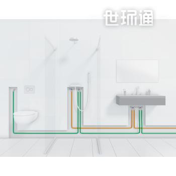 欧博诺铝塑复合管道系统