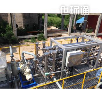 汽体渗透膜分离回收有机气体技术
