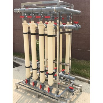 耐高温超滤膜实验设备