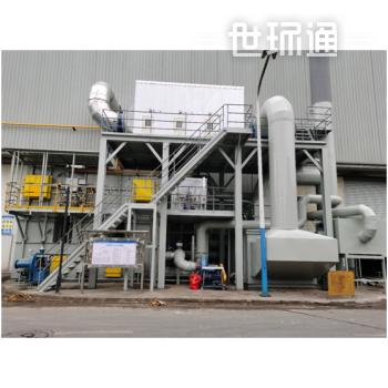 沸石转轮吸附-催化燃烧处理有机废气技术