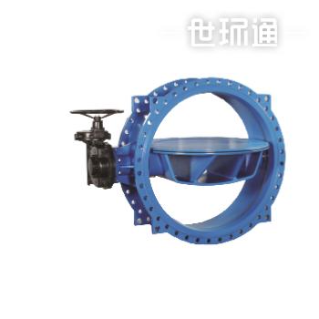 BFGX 系列蜗轮型法兰式偏心蝶阀