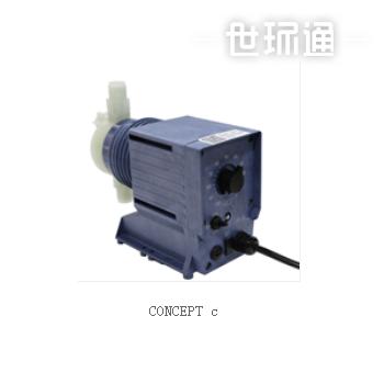 CONCEPT C 电磁膜计量泵