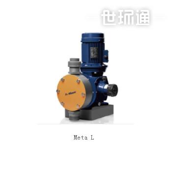 Meta L机械隔膜计量泵