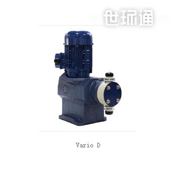Vario D 机械隔膜计量泵