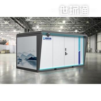 H3型户外智慧一体化泵房