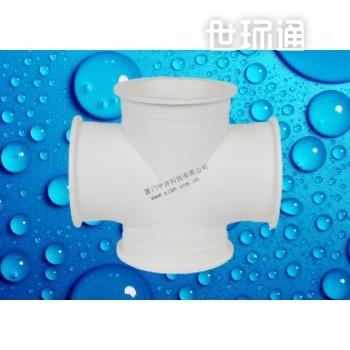 装配端面式HDPE排水管