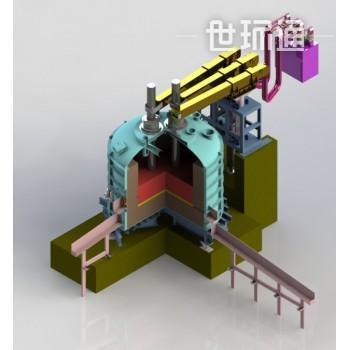 危废事业部·电阻式高温熔融炉