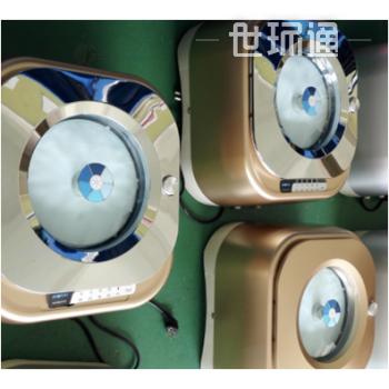 旋转式膜处理设备