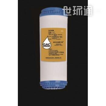 齐心通用型净水器活性炭滤芯LQC-10